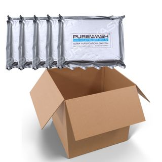 PureWash Ion Exchange Mixed Bed DI Resin MB-115 - 5 x 5LTR