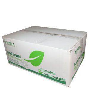 Stella Flushable Midi-Fold Towel 15 x 250 pack