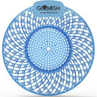 Glomesh Spiral Biological Urinal Screen - Mountain Air