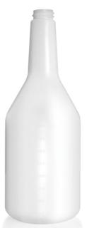 Trigger Bottle 1100ml 28/400