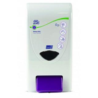 Deb Solopol 4L Dispenser Lime - Purple/White