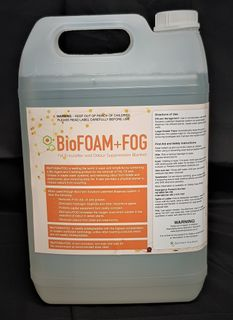 Bio Fog and Foam