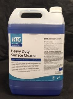 HD Heavy Duty Surface Cleaner Disinfectant DG