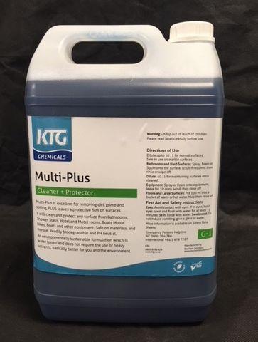 HD Multi-PLUS Cleaner plus Protector 5ltr