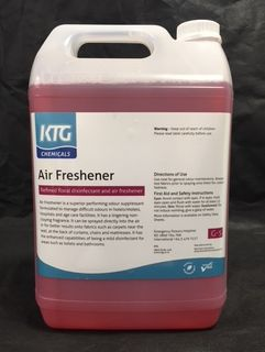 HD Airfreshner & Floral Disinfectant
