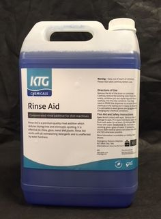 HD Auto Rinse Aid