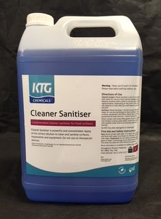 HD Cleaner Sanitiser 5ltr