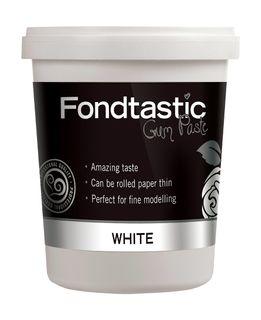FONDTASTIC RTU GUM PASTE WHITE 2LB