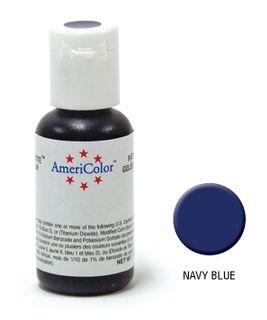 AMERICOLOR GEL PASTE NAVY BLUE 0.75OZ