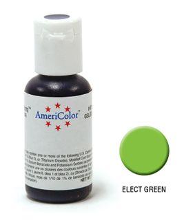 AMERICOLOR GEL PASTE ELECT GREEN 0.75OZ