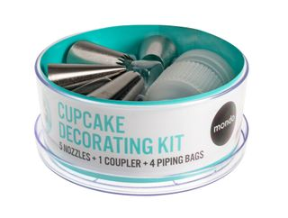 MONDO CUPCAKE DECORATING SET 9 PCE