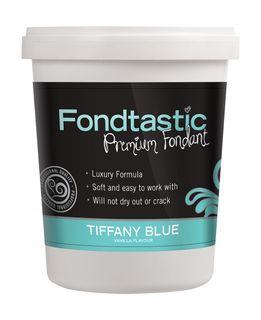 FONDTASTIC VAN FLAV FONDANT 2LB T/BLUE