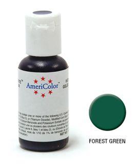 AMERICOLOR GEL PASTE FOREST GREEN 0.75OZ