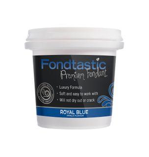 FONDTASTIC VAN FONDANT R/BLUE 8OZ
