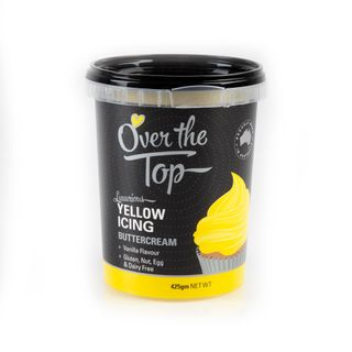 OTT BUTTERCREAM YELLOW 425G