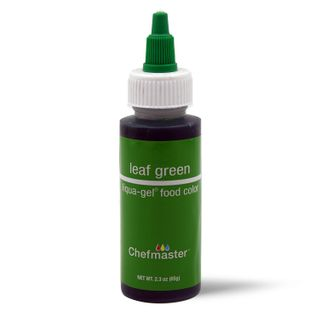 CHEFMASTER LIQUA-GEL LEAF GREEN 2.3OZ