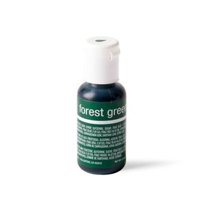 CHEFMASTER LIQUA-GEL FOREST GREEN 0.7OZ