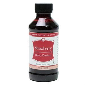 LorAnn Oils Strawberry Emulsion 4oz