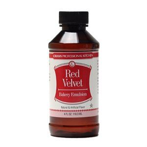 LorAnn Oils Red Velvet Emulsion 4oz