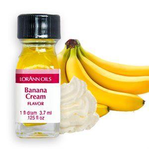 LorAnn Oils Banana Cream Flavour 1 Dram