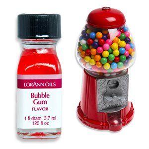 LorAnn Oils Bubble Gum Flavour1 Dram