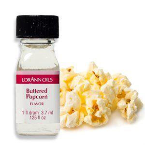 LorAnn Oils Buttered Popcorn Flavor1Dram