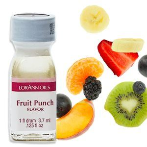 LorAnn Oils Fruit Punch Flavour1 Dram