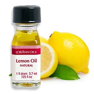 LorAnn Oils Lemon Oil Flavour1 Dram