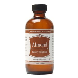 LorAnn Oils Almond Emulsion 4oz