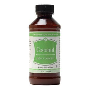 LorAnn Oils Coconut Emulsion 4oz