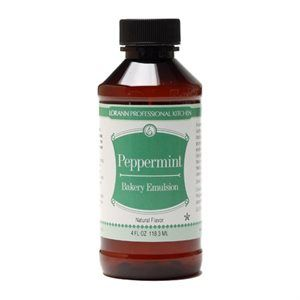 LorAnn Oils Peppermint Nat Emulsion4oz
