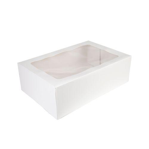 MONDO CAKE BOX 6IN TALL RECT 16X 20IN