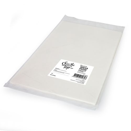 OTT WAFER PAPER A4 0.27MM -10PK