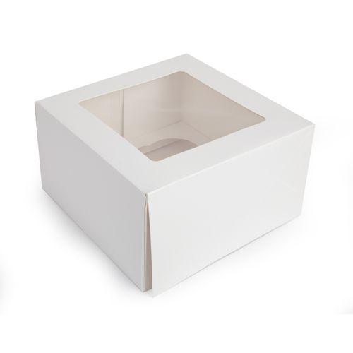 MONDO CUPCAKE BOX - 4 CUP