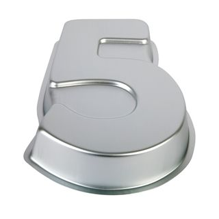 MONDO ALLOY CAKE PAN NUMBER 5