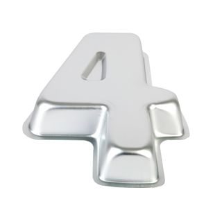 MONDO ALLOY CAKE PAN NUMBER 4