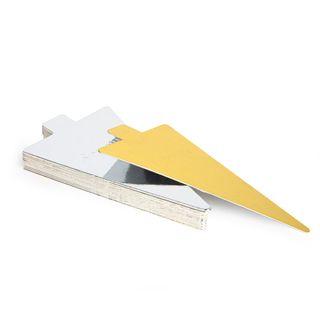 MONDO D-SIDED CAKE SLIP TR 135X75MM-25PK