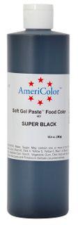 Americolor Soft Gel Paste Food Color 13.5oz/20z