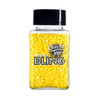 OTT BLING SPRINKLES - YELLOW 60G