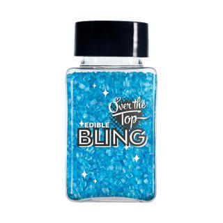 OTT BLING SANDING SUGAR - BLUE 80G
