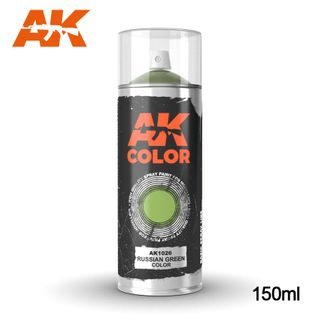 AK Interactive Sprays Russian Green Color - Spray 150ml
