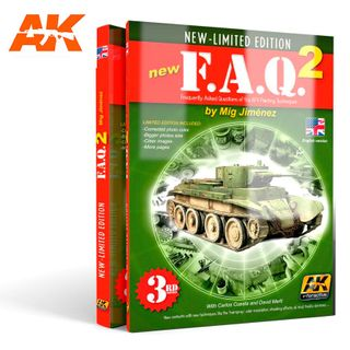 AK Interactive Book Faq Vol.2 -  4Th Edition