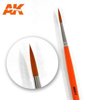 AK Interactive Brush Weathering Bruh Fine Long