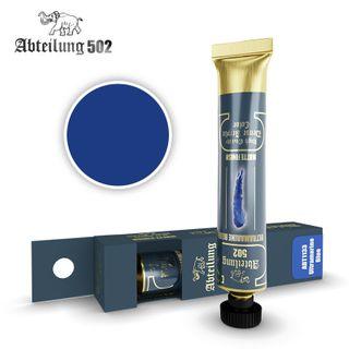 AK Interactive Acrylic Ultramarine Blue