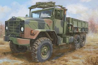 I Love Kit 1:35 M923A2 Military Cargo Truck