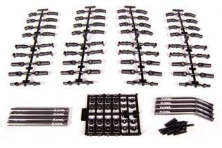 Axial Stage 1 Aluminium Links Kit Wraith