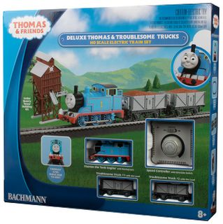 Bachmann, Deluxe Thomas & The Troublesome Trucks Freight Set