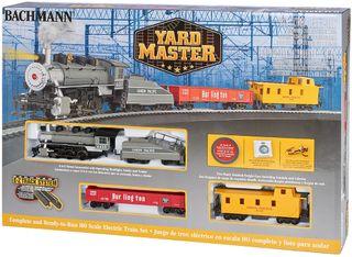 Bachmann, Yard Mastere Trucks Freight Set