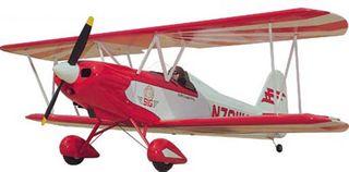 Sig Smith Miniplane Bipe Kit 44 Ws .40/45