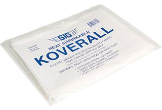 KOVERALL,COVERING 72x60 inch (183x152cm)